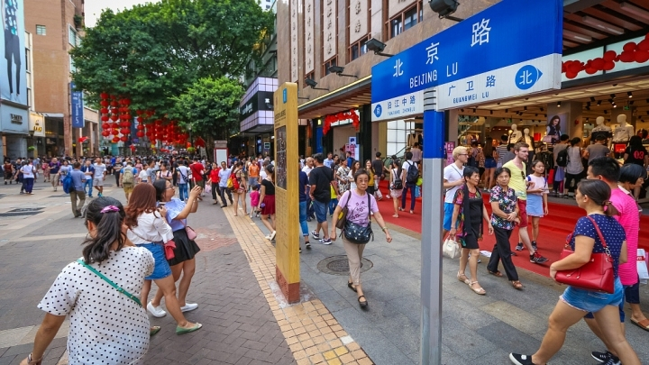Most Chinese cities highly 'walkable': NRDC report