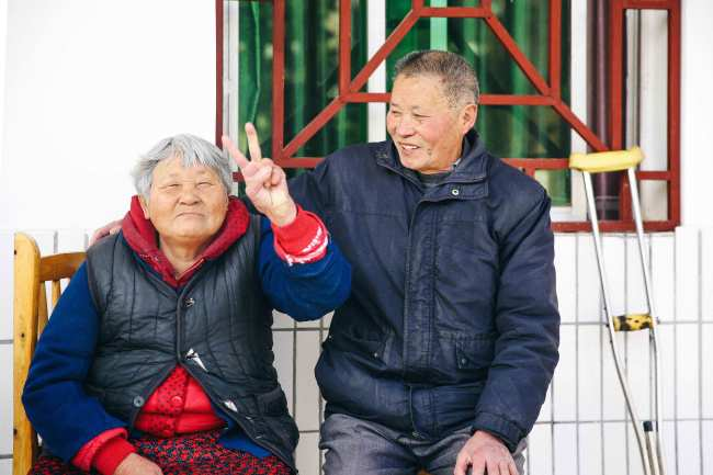 This nursing home has helped bring a greater sense of happiness back into the lives.[Photo: ChinaPlus/Zhao Feiyu]