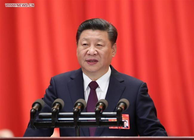 File photo of Xi Jinping, general secretary of the CPC Central Committee [Photo: Xinhua]