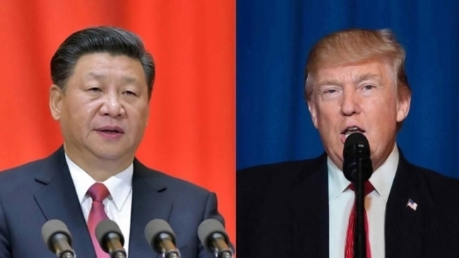 Chinese President Xi Jinping and his US counterpart Donald Trump [Photo: China Plus]