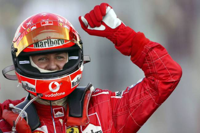 Michael Schumacher Now Able To Walk China Plus