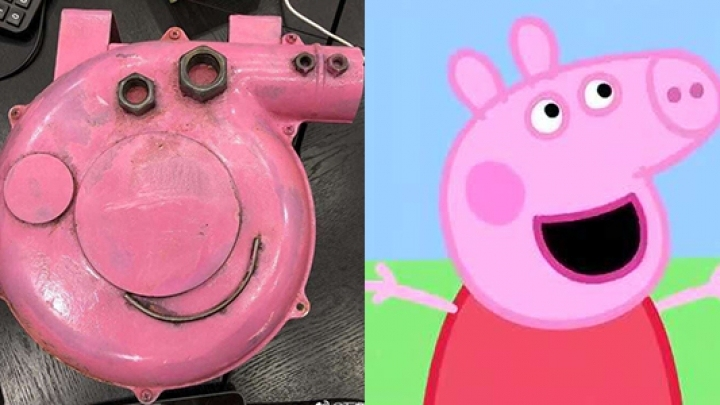 'Peppa Pig blower' sellers to face action for copyright infringement