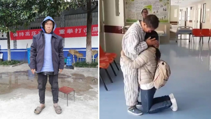 Thai mother found in China to return home after 8-month disappearance