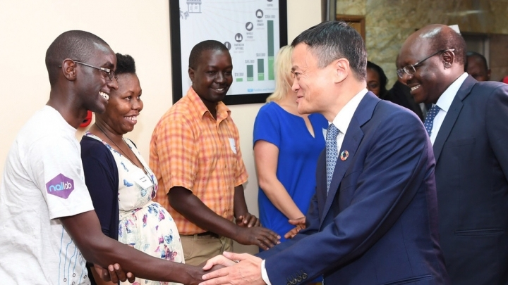 Jack Ma's African entrepreneurs prize to open for enrollment