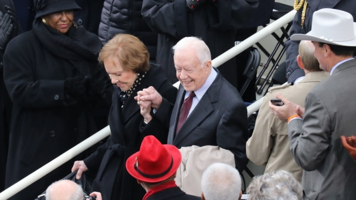 Jimmy Carter has some advice on how to make America great again