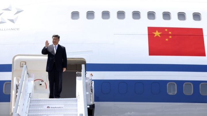 Xi to pay state visit to DPRK