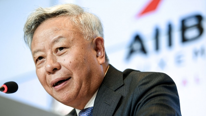 AIIB pursues sustainable development, shared benefits: president
