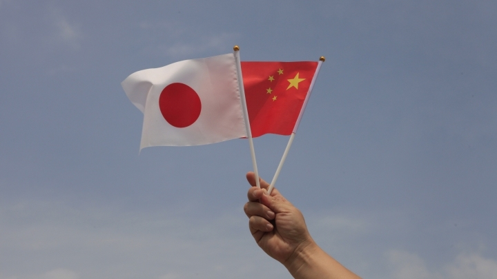China, Japan should join hands to inject more positive momentum to the world