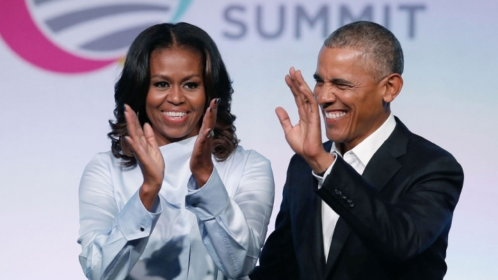 """Netflix launches Obamas' first film """"American Factory"""""""