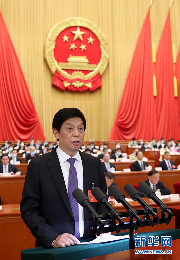 NPC Standing Committee resolute on HKSAR national security ...